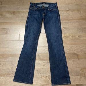 Rock & Republic Flare/ Wide Jeans